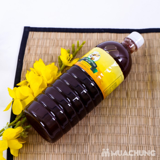 Mật ong nguyên chất hoa cà phê Bảo Lộc 1L - 2