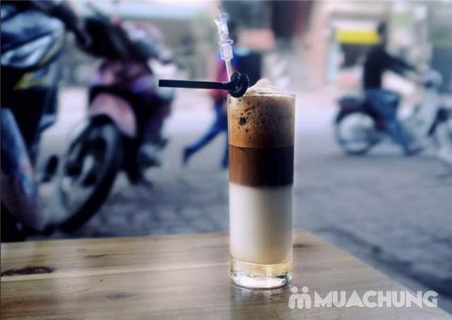 Voucher giảm giá đồ uống toàn menu Man cafe - 22