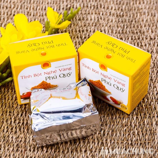 Combo 2 hộp tinh bột nghệ vàng Phủ Quỳ (100g/hộp) - 8