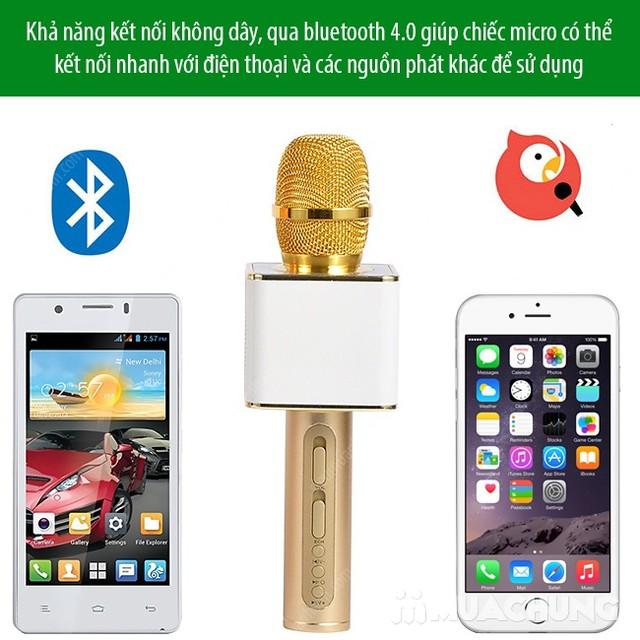 Mic hát Karaoke Magic YS-11 có cổng USB - 3