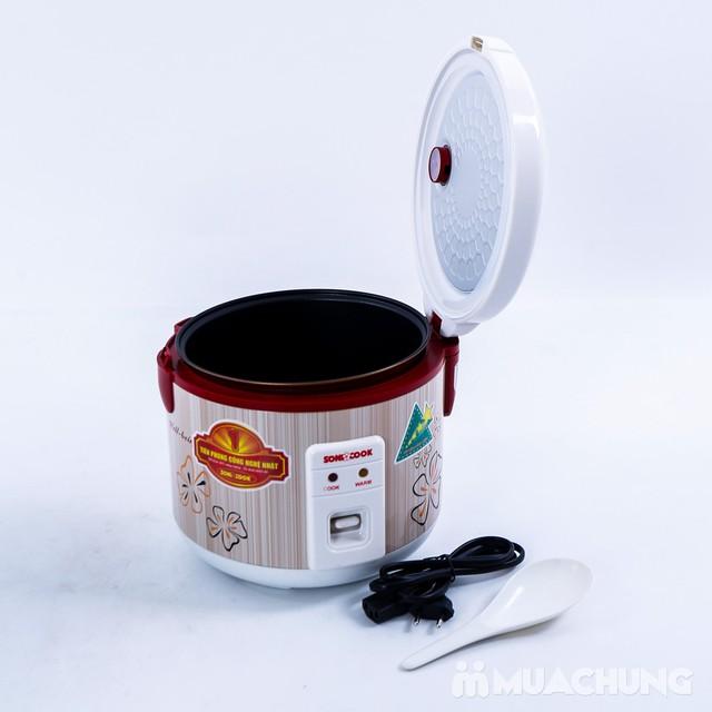 Nồi cơm điện Sonicook 1.2L Công nghệ Nhật Bản - 2