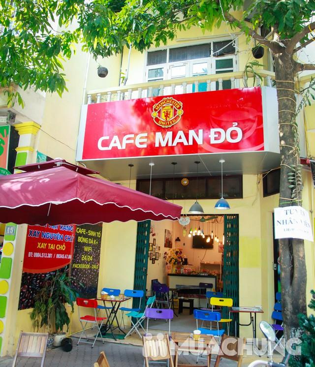 Voucher giảm giá đồ uống toàn menu Man cafe - 26