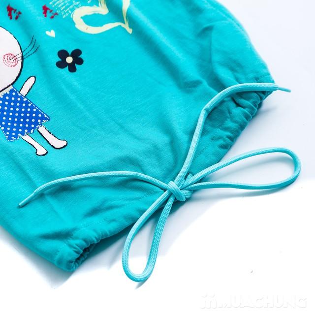 02 bộ quần áo dài tay cổ cao 5 phân ấm áp cho bé - 10