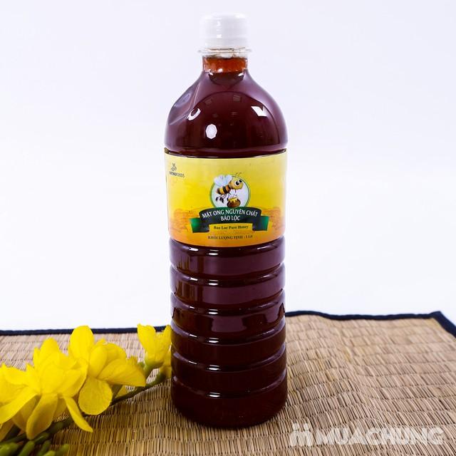 Mật ong nguyên chất hoa cà phê Bảo Lộc 1L - 4