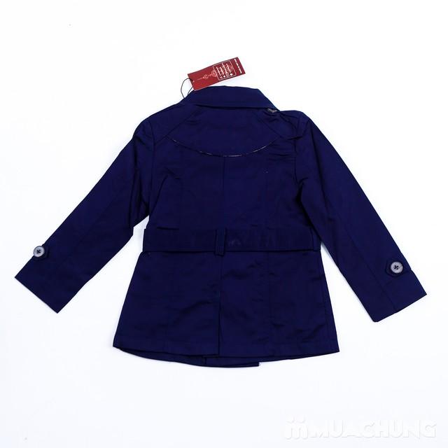 Áo măng tô 2 lớp cho bé size 1-3 - 5