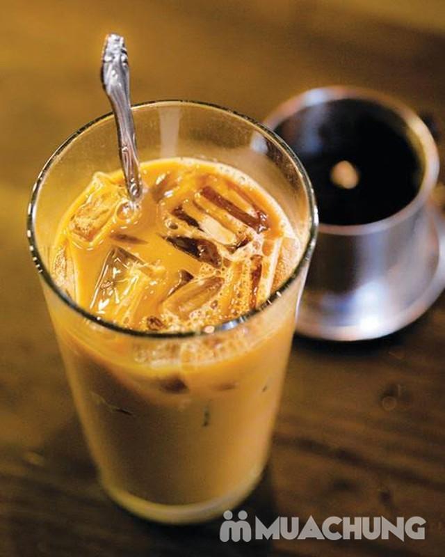 Voucher giảm giá đồ uống toàn menu Man cafe - 24