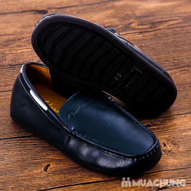 Chọn 1 trong 3 mẫu giày lười da bé trai size 33-37 - 2