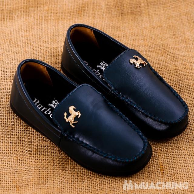 Chọn 1 trong 3 mẫu giày lười da bé trai size 28-32 - 7
