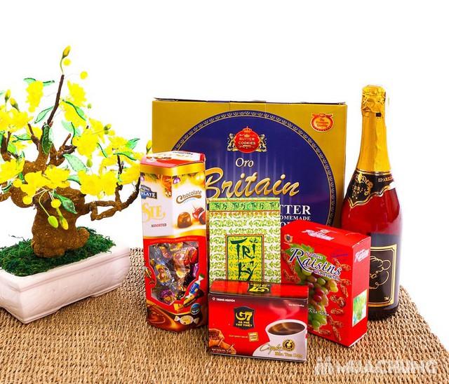 Giỏ quà Phú Quý - An Khang đón Tết sum vầy - 9