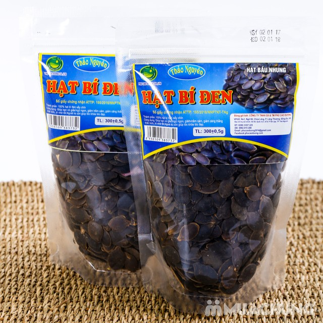 02 túi bí đen Thảo Nguyên đón tết sang (300g/túi) - 7