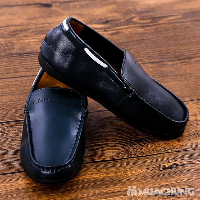 Chọn 1 trong 3 mẫu giày lười da bé trai size 33-37 - 1