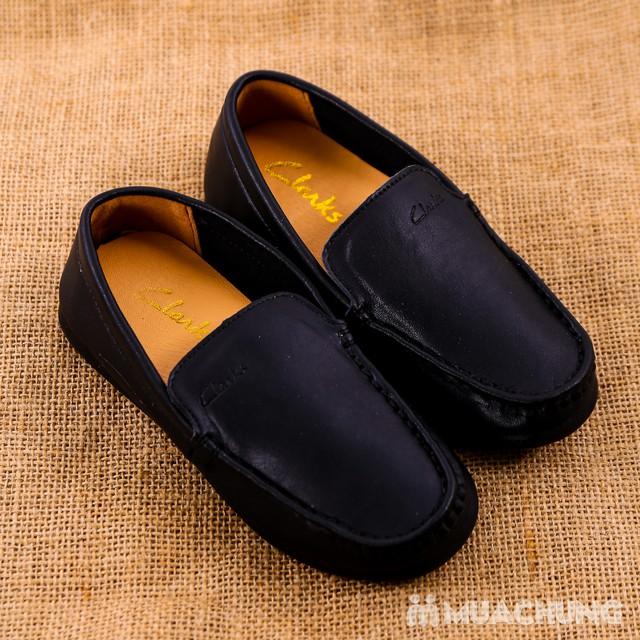 Chọn 1 trong 3 mẫu giày lười da bé trai size 28-32 - 5