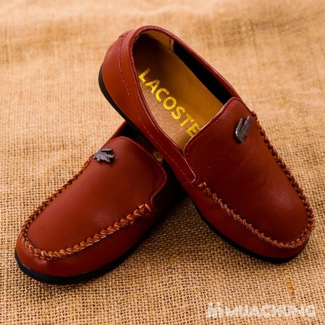 Chọn 1 trong 3 mẫu giày lười da bé trai size 28-32 - 3
