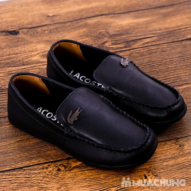 Chọn 1 trong 3 mẫu giày lười da bé trai size 33-37 - 4