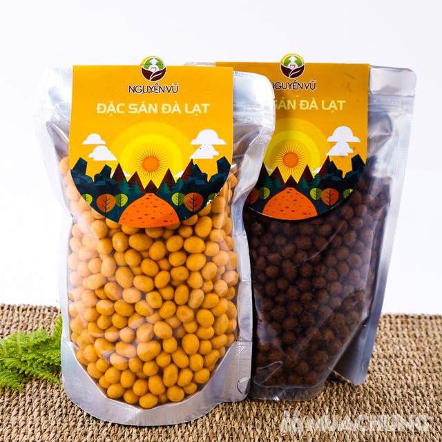 2 gói đậu phộng vị cà phê + phô mai ngọt Nguyên Vũ - 6