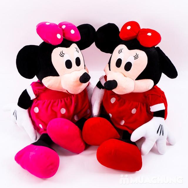 Thú bông Mickey size lớn - Quà tặng bé yêu - 3