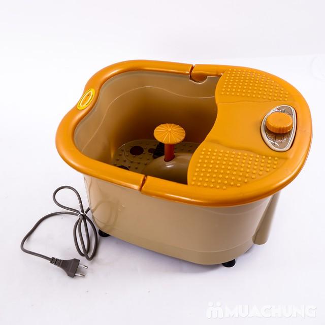 Bồn ngâm chân tự đun nước & massage Akiko Q868 - 7