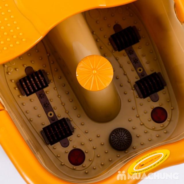 Bồn ngâm chân tự đun nước & massage Akiko Q868 - 2