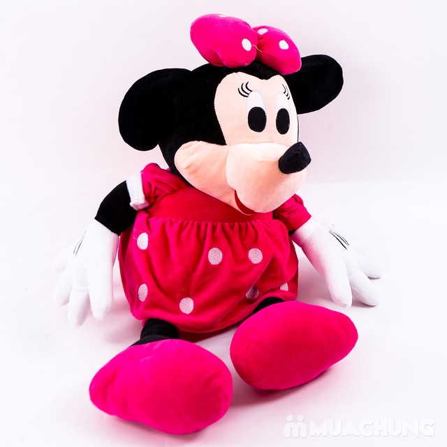 Thú bông Mickey size lớn - Quà tặng bé yêu - 2