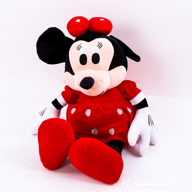 Thú bông Mickey size lớn - Quà tặng bé yêu - 4