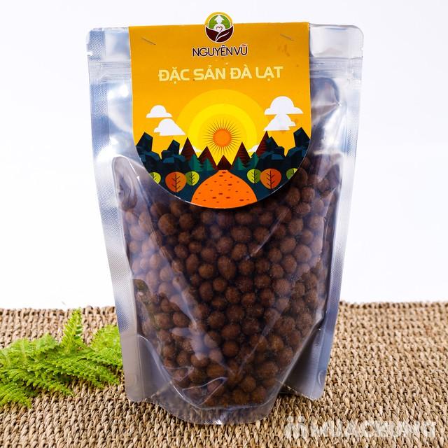 2 gói đậu phộng vị cà phê + phô mai ngọt Nguyên Vũ - 9