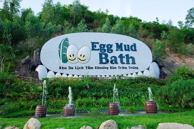 Tắm bùn khoáng nóng - Bồn trứng riêng tại KDL Trăm Trứng Nha Trang - 1