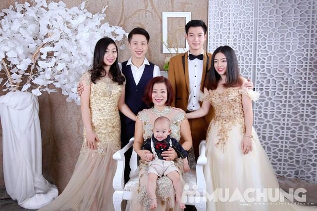 Chụp ảnh gia đình Suitin Studio- Đón Tết sum vầy - 5
