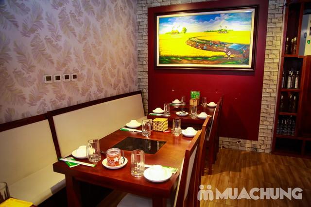 Buffet nướng lẩu tự chọn tại Trúc Quyên Lầu Quán - 9