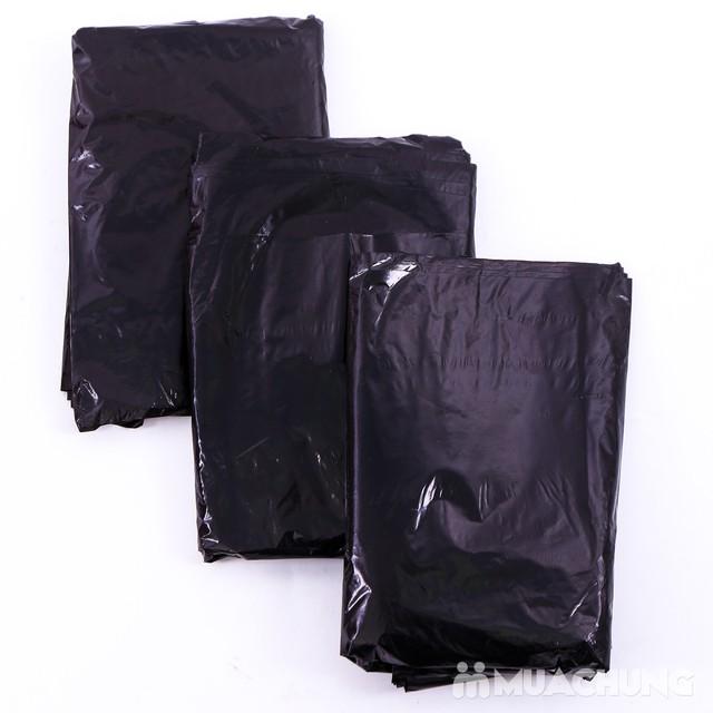 3 bịch túi đựng rác size 56x43cm (50 túi /1 bịch) - 5
