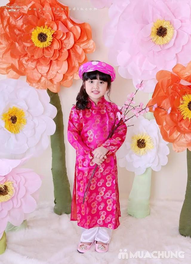 Chụp ảnh gia đình Suitin Studio- Đón Tết sum vầy - 6