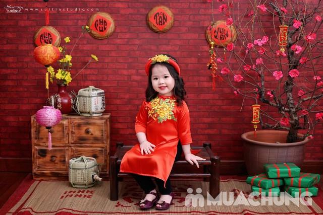 Chụp ảnh gia đình Suitin Studio- Đón Tết sum vầy - 11