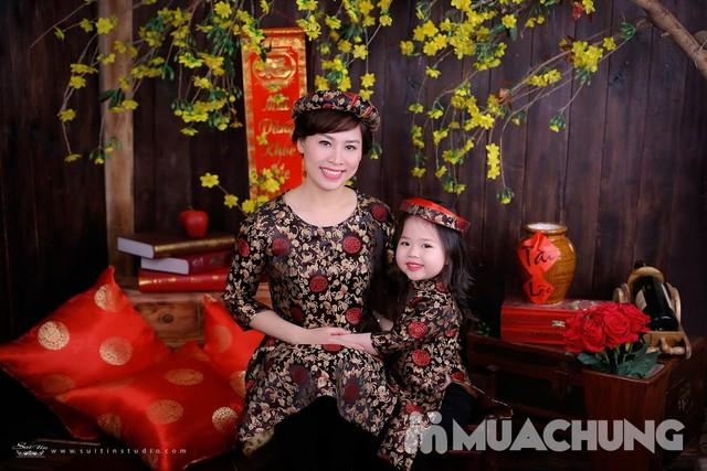 Chụp ảnh gia đình Suitin Studio- Đón Tết sum vầy - 10