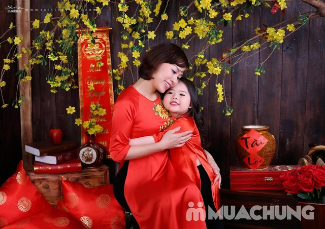 Chụp ảnh gia đình Suitin Studio- Đón Tết sum vầy - 8