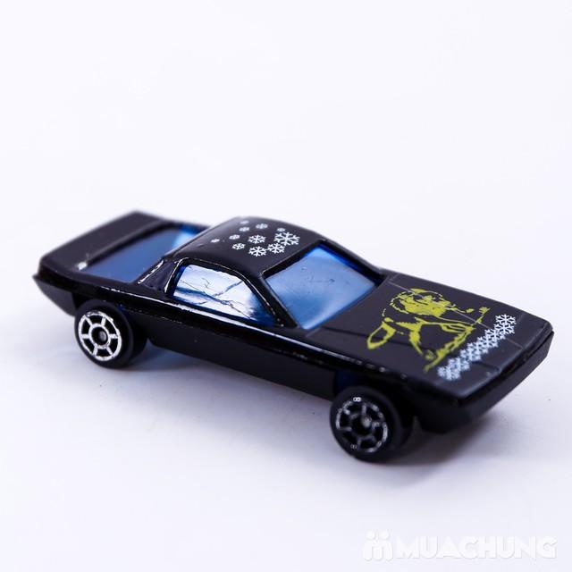 Vỉ 36 ô tô bánh đà - Bộ sưu tập xe của bé - 4