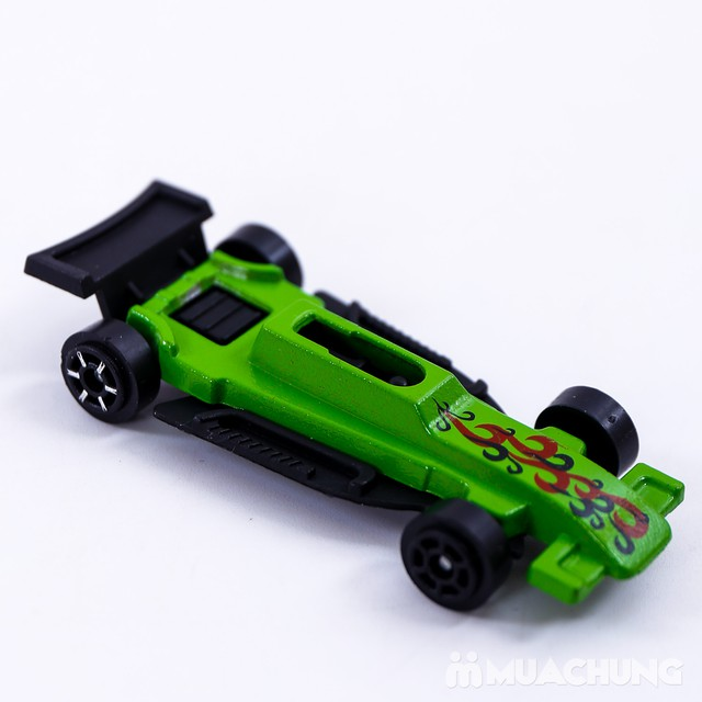 Vỉ 36 ô tô bánh đà - Bộ sưu tập xe của bé - 6
