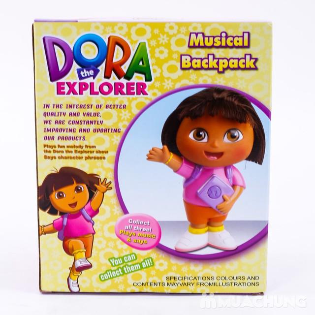 Búp bê Dora biết hát - Bạn thân thiết của bé gái - 2