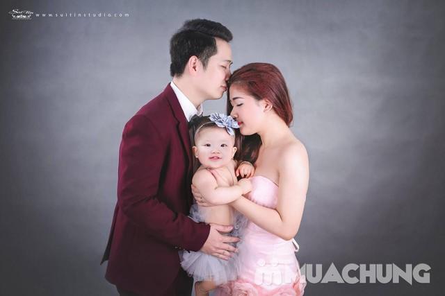Chụp ảnh gia đình Suitin Studio- Đón Tết sum vầy - 4