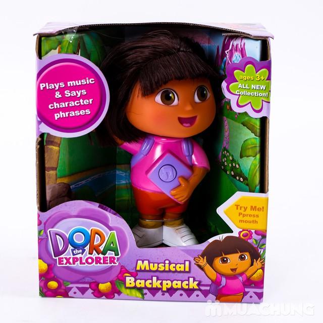 Búp bê Dora biết hát - Bạn thân thiết của bé gái - 1