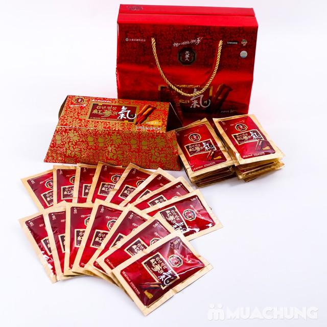 Hộp 30 gói tính chất hồng sâm 6 năm tuổi Hàn Quốc - 6