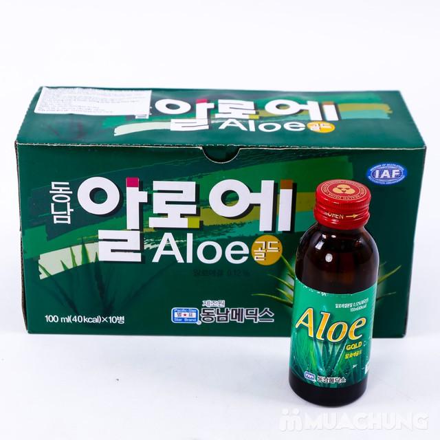 Hộp 10 chai nước hoa quả không ga HQ bổ dưỡng - 6