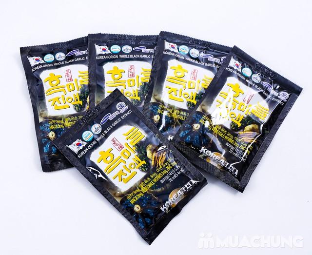 Tinh chất tỏi đen, đông trùng Taewoong NK Hàn Quốc - 10