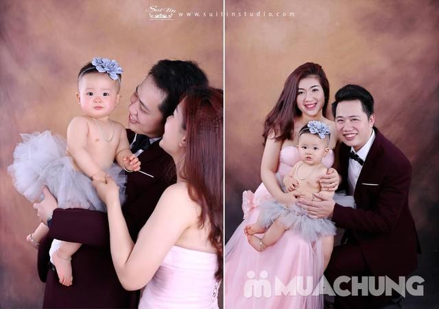 Chụp ảnh gia đình Suitin Studio- Đón Tết sum vầy - 9