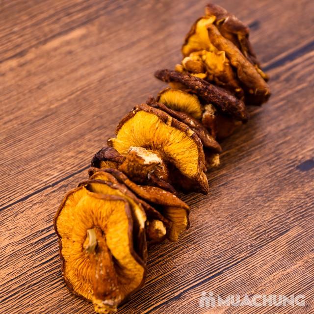 200g Nấm hương khô Tây Bắc loại hảo hạng - 3