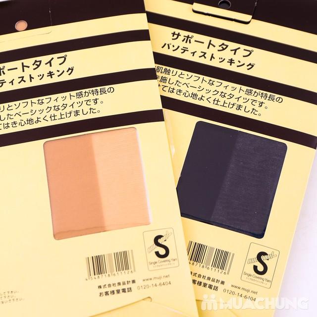 Combo 5 quần tất 15D xuất Nhật mỏng mịn, tôn dáng - 2