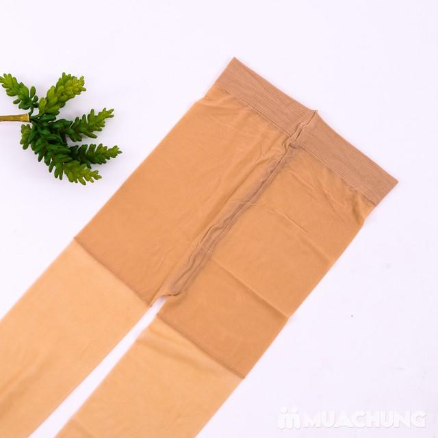 Combo 5 quần tất 15D xuất Nhật mỏng mịn, tôn dáng - 4