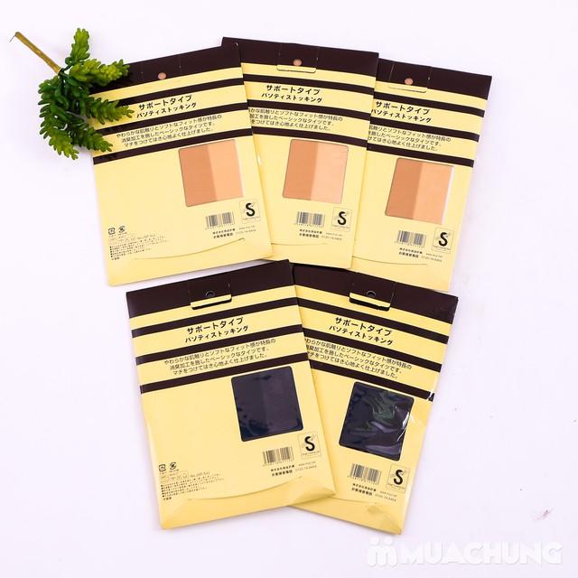 Combo 5 quần tất 15D xuất Nhật mỏng mịn, tôn dáng - 1