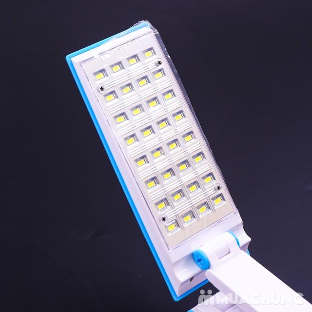 Đèn led gập tích điện 32 bóng nhỏ gọn - 4