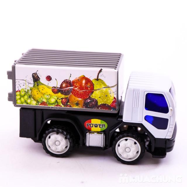 Bộ đồ chơi 6 xe công trình độc đáo cho bé yêu - 10