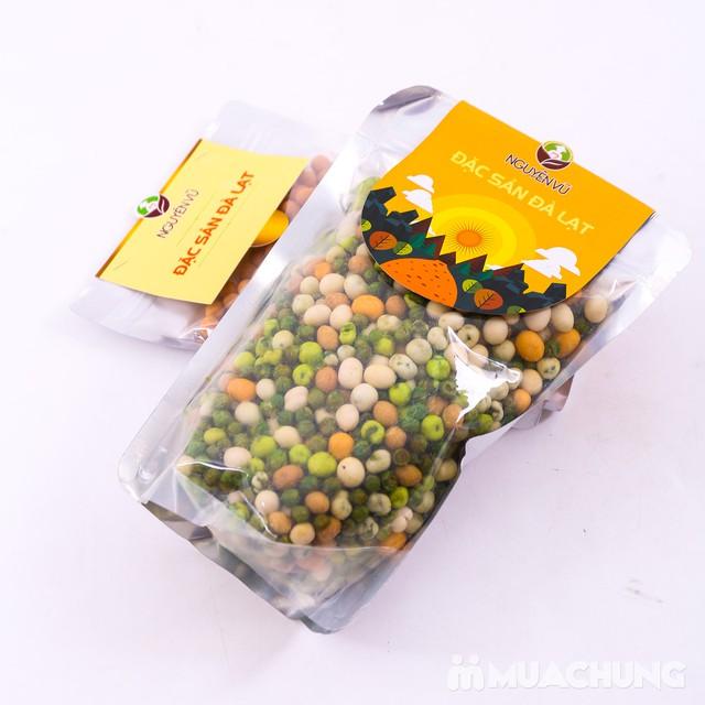 02 gói đậu phộng vị cốt dừa + thập cẩm Nguyên Vũ   - 8