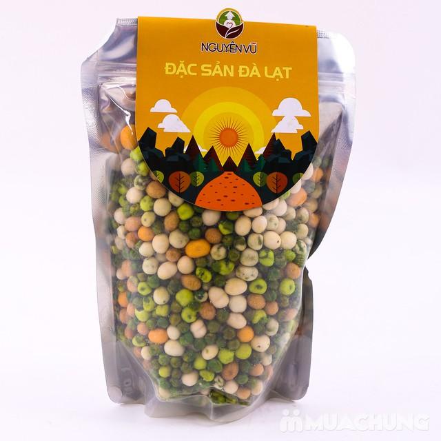 02 gói đậu phộng vị cốt dừa + thập cẩm Nguyên Vũ   - 6